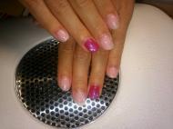 Best Nails - csillámos