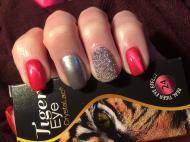 Best Nails - Tigereye