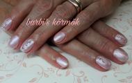 Rózsaszín csillogás