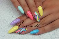 Best Nails - pasztel