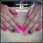 Pink fekete