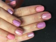 Best Nails - Gellac auróra porral