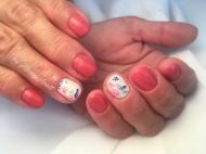 Best Nails - Mini rózsás