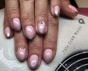 Rózsaszín ombre