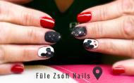 Best Nails - Mickey és Minnie