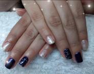 Csillagos kék