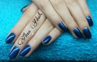 Best Nails - Blue nails