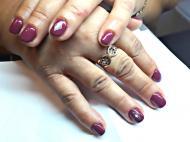 Best Nails - Zöldséges kéz