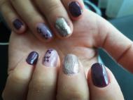 Best Nails - Lilák