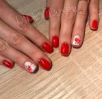 Best Nails - Piros