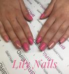 Best Nails - Tavaszi pink