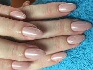 Best Nails - Gellac krómmal