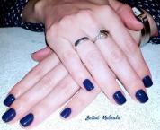 Best Nails - Kevert kék