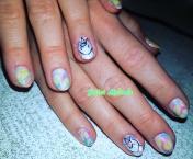 Best Nails - Unikornis