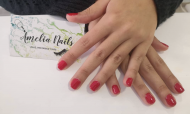 Best Nails - Rojo cereza
