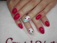 Best Nails - Virágos