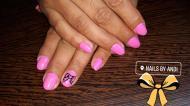 Pink masnis