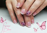 Best Nails - Pillangós csodácska