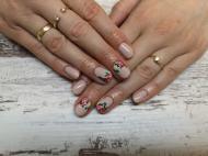 Best Nails - Kalocsai szerű gél lakk