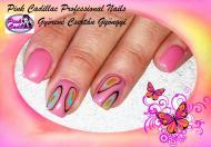 Polished nail art