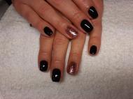 Fekete és rosegold