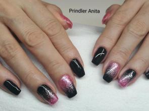 Fekete és rózsaszín
