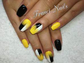 Sárga és fekete