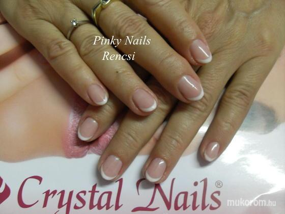 Dobi Renáta Csilla- Pinky Nails -Crystal Nails Elite referencia szalon - Egyszerűen szép - 2013-01-13 19:33