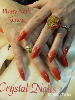 Dobi Renáta Csilla- Pinky Nails -Crystal Nails Elite referencia szalon - vad - 2013-01-13 20:31