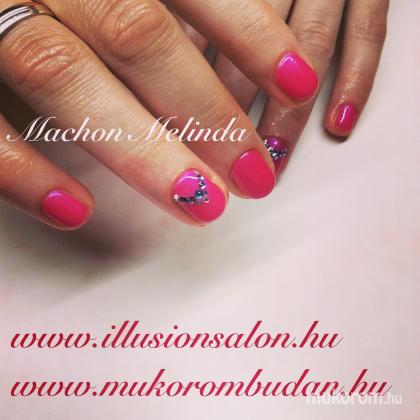 Pinky - Gél Lakk