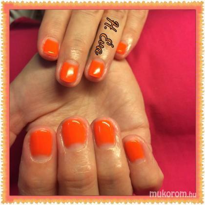 Narancs - Gél Lakk
