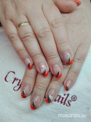 fekete narancs - Gél Lakk