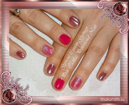 Lace nail - Gél Lakk