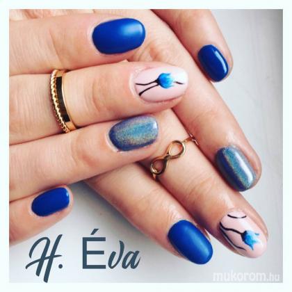 Kék - Gél Lakk