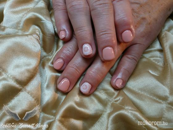 Nail artist's pictures - Szöllősi Zsanett Kinga - Nude - Gel