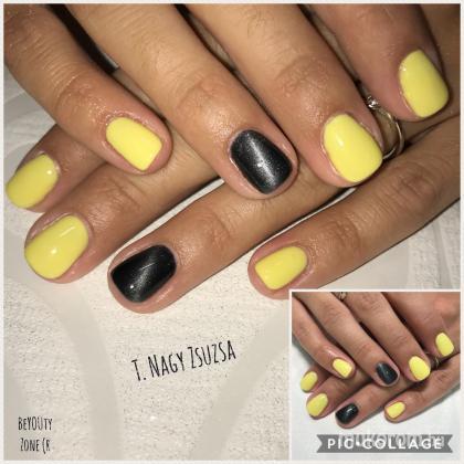 Torkosné Nagy Zsuzsa - Sárga és szürke  - 2018-08-09 23:38