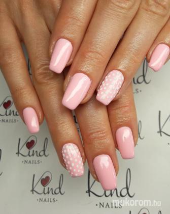 Kind Nails Studió - Pink köröm - 2019-04-15 14:02