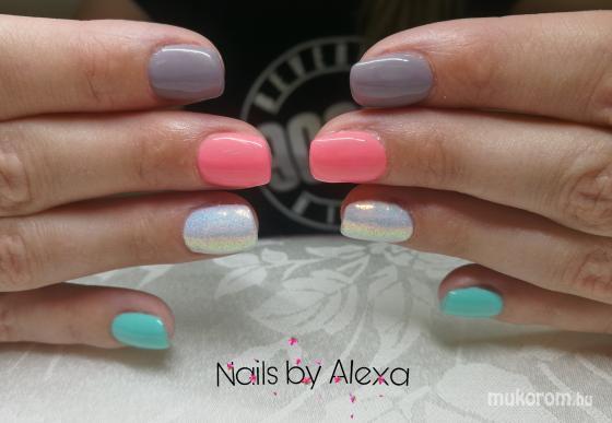 Fülöp Alexandra - Spring nails - 2019-05-16 12:05