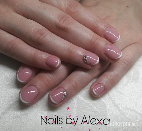 Fülöp Alexandra - French nails - 2019-06-01 21:44