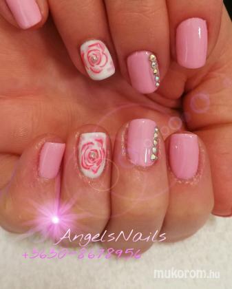 Rózsa pink - Gél Lakk