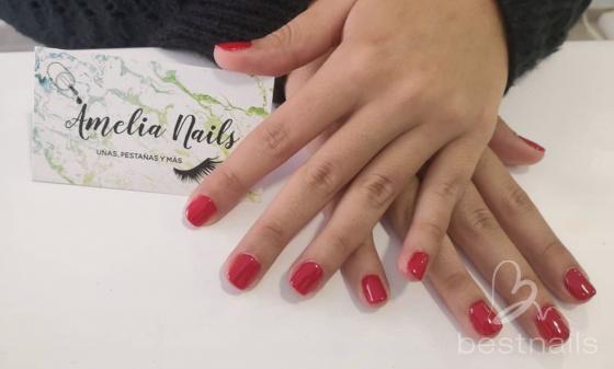 AmeliaNails - Rojo cereza - 2019-06-06 12:27