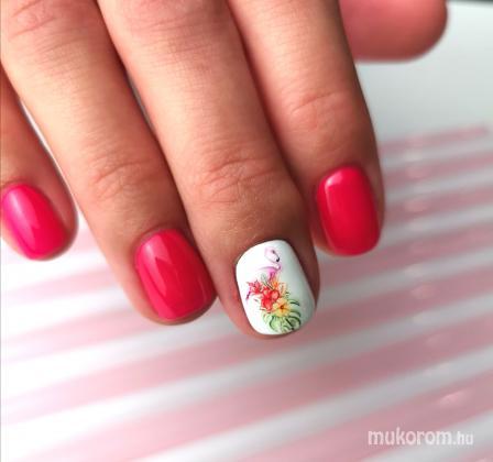 Hódi Viktória  - Pink nails flamingóval - 2019-06-11 13:33