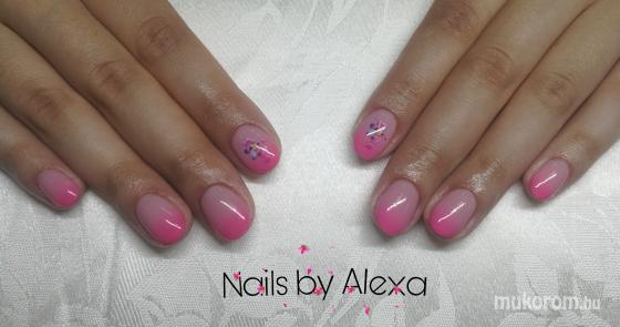 Fülöp Alexandra - Pink ombre nails - 2019-09-01 10:50