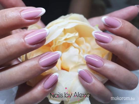 Fülöp Alexandra - French nails - 2019-09-01 10:52