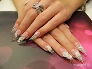 Best Nails - Stiletto nails idea