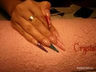 Best Nails - Stilletto nail