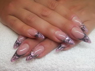Best Nails - Stiletto nails