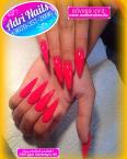 Best Nails - Pink stiletto