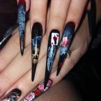 Best Nails - Halloween versenyről