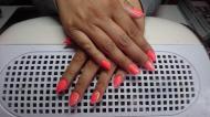 Best Nails - hegyes